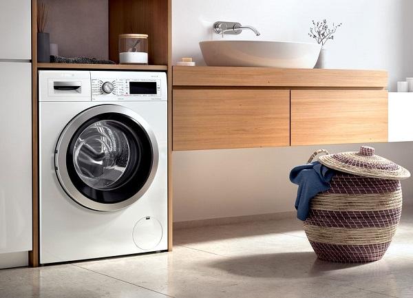 lavadora bosch integrable