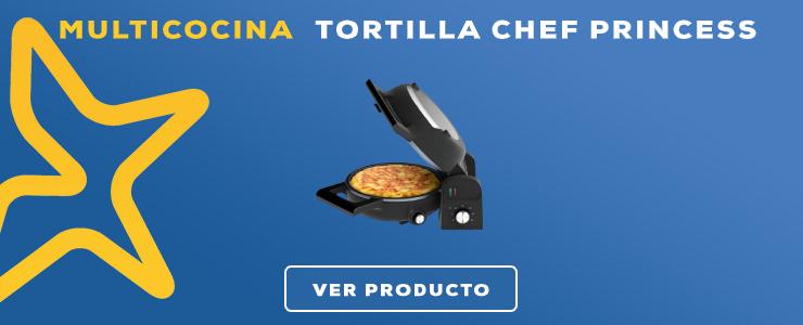 tortilla chef princess