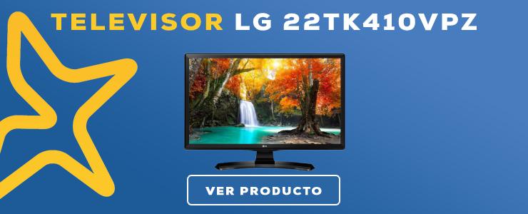 televisor pequeño