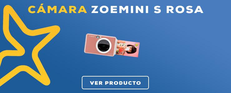 cámara que imprime fotos