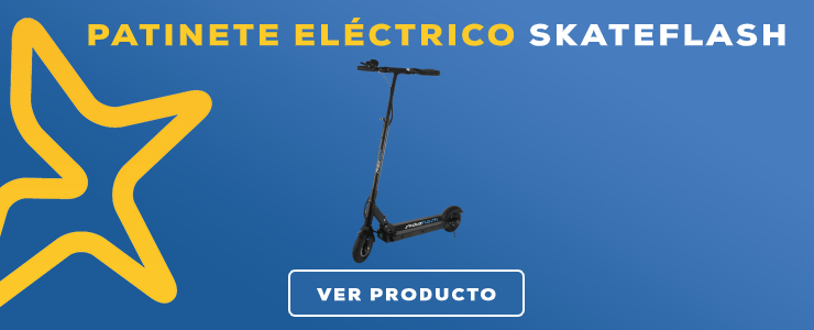 patinete electrico skateflash