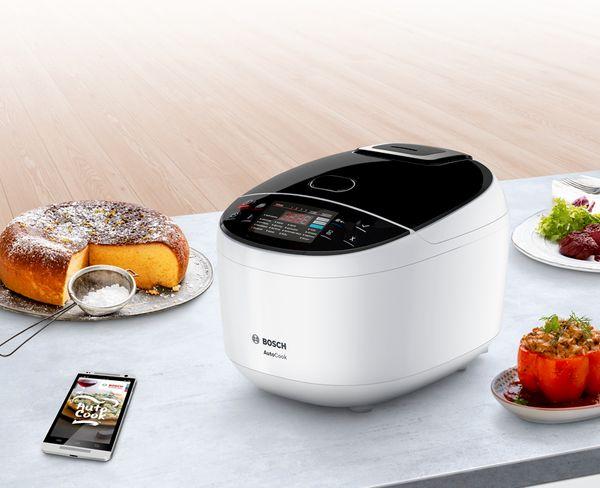 recetas robot cocina