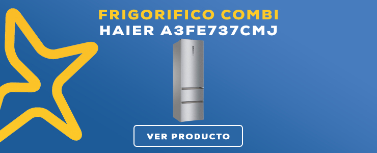 frigorifico combi Haier