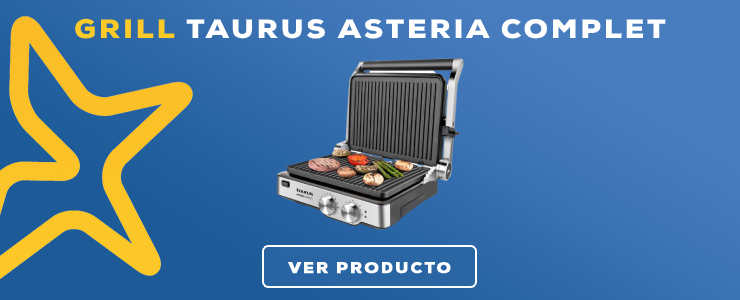 grill Taurus ASTERIA COMPLET