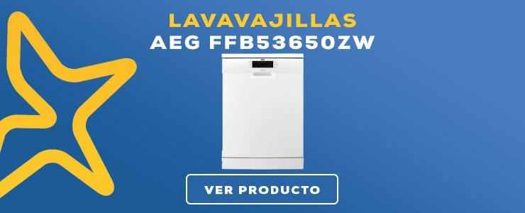 lavavajillas AEG FFB53650ZW