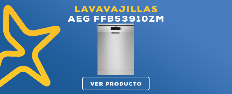 lavavajillas AEG FFB53910ZM