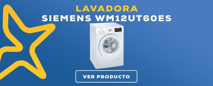 lavadora Siemens WM12UT60ES