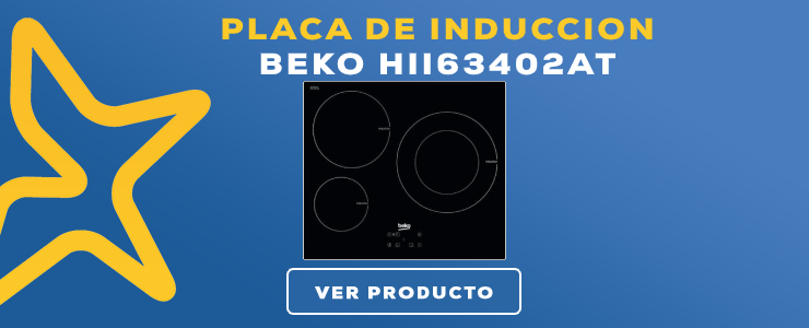 placa de induccion Beko HII63402AT
