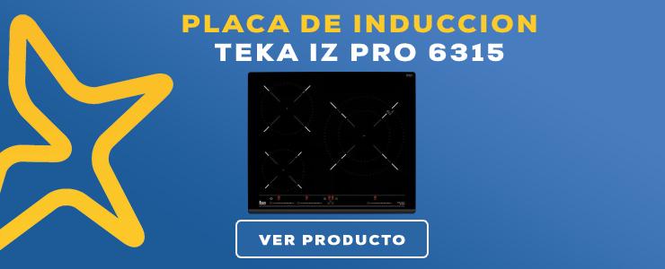 placa de induccion Teka IZ PRO 6315