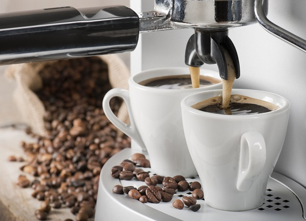 cafetera superautomatica pequeña