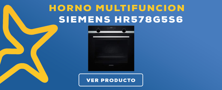 horno multifuncion Siemens HR578G5S6