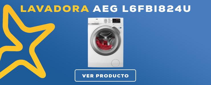 lavadora AEG L6FBI824U