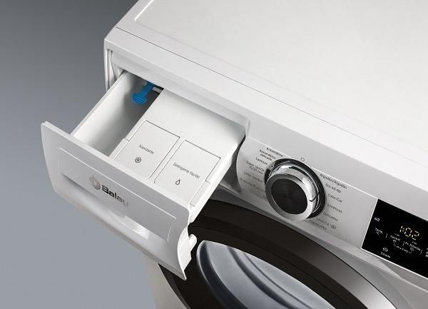 lavadoras con autodosificación balay