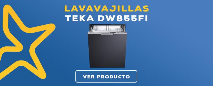 lavavajillas Teka DW855FI