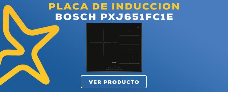 placa de induccion Bosch PXJ651FC1E
