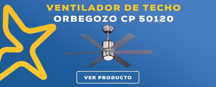 ventilador de techo Orbegozo CP 50120