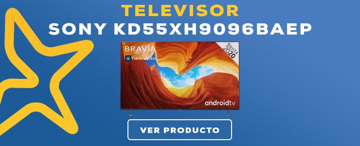 Televisor Sony KD55XH9096BAEP