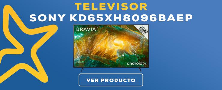 Televisor Sony KD65XH8096BAEP