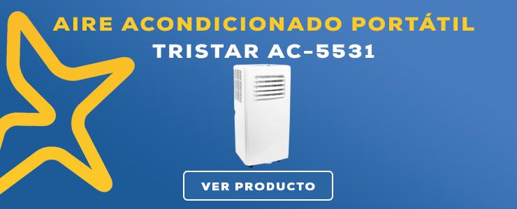 aire acondicionado portátil Tristar AC-5531