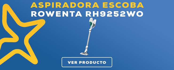 aspiradora escoba Rowenta RH9252WO