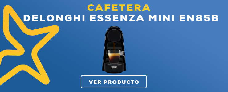 cafetera Delonghi Essenza Mini EN85b