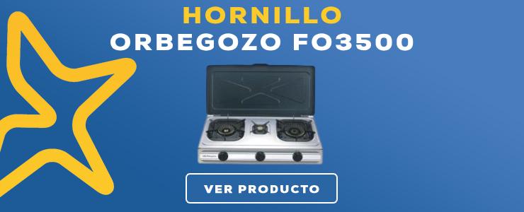 hornillo Orbegozo FO3500