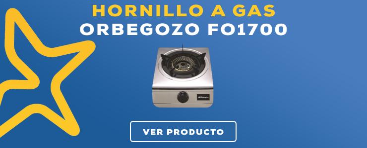 hornillo a gas Orbegozo FO1700