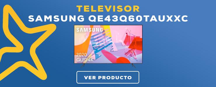 Televisor Samsung QE43Q60TAUXXC