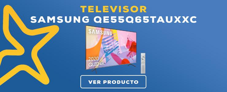 Televisor Samsung QE55Q65TAUXXC