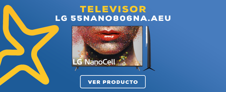 televisor lg 55NANO806NA