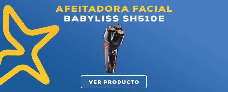 afeitadora facial Babyliss SH510E