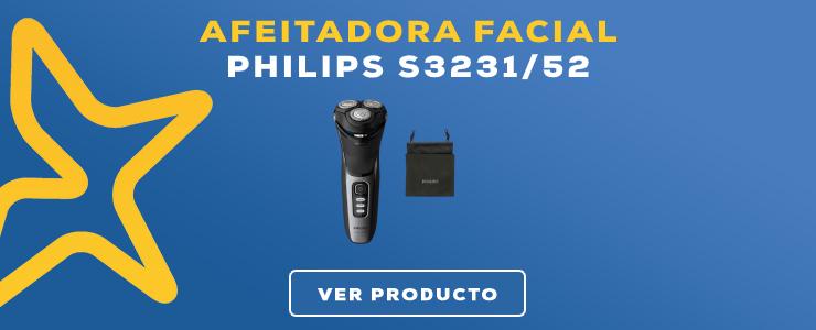 afeitadora facial Philips S3231_52
