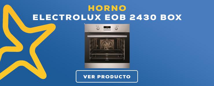 horno electrolux EOB 2430 BOX