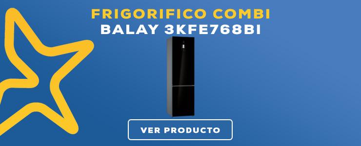frigorifico combi Balay 3KFE768BI