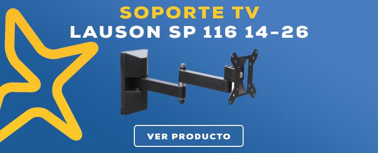 soporte tv Lauson SP 116 14-26