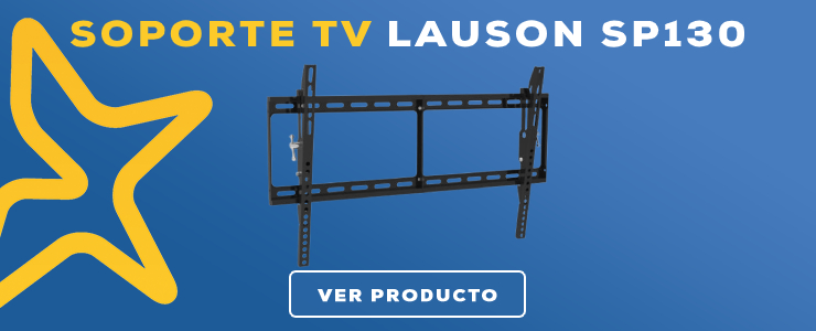 soporte tv Lauson SP130
