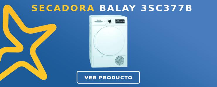 Secadora Balay 3SC377B