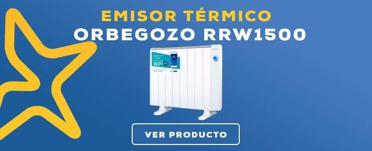 emisor térmico Orbegozo RRW1500