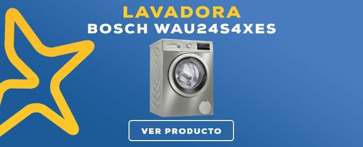 lavadora Bosch WAU24S4XES