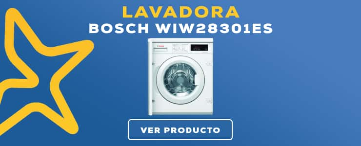 Bosch WIW28301ES