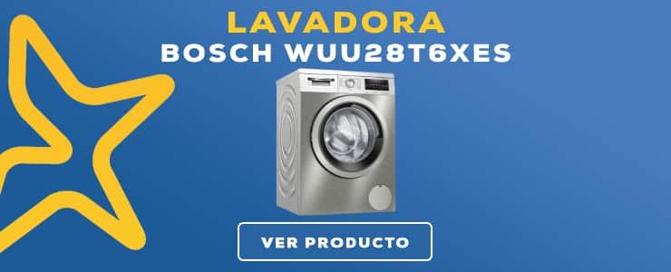 lavadora Bosch WUU28T6XES