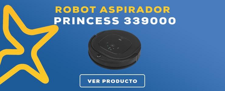 robot aspirador Princess 339000