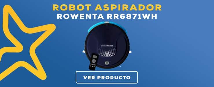 robot aspirador Rowenta RR6871WH