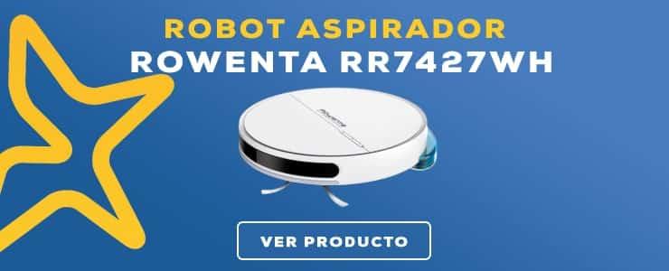 robot aspirador Rowenta RR7427WH
