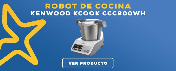 robot de cocina Kenwood KCOOK CCC200WH
