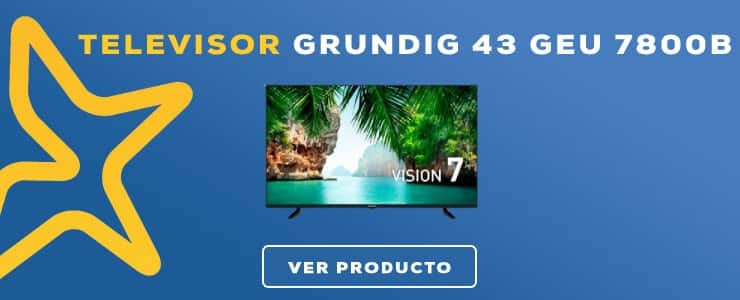 televisor Grundig 43 GEU 7800B