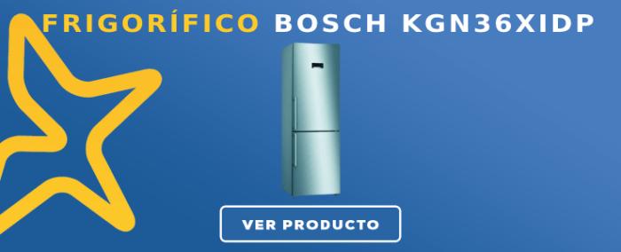 Frigorífico combi Bosch KGN36XIDP