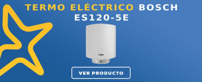 Termo Eléctrico Bosch ES120-5E