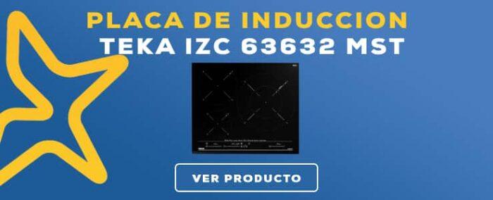 Placa Teka IZC 63632 MST
