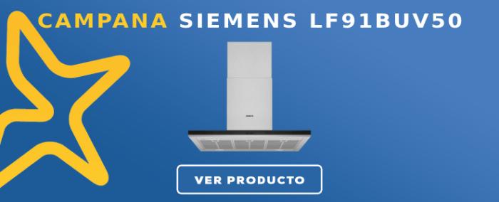 Campana Siemens LF91BUV50